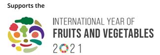 国際果実野菜年2021